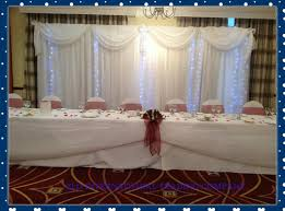 wedding backdrop fabric 3m x 6m white wedding backdrop curtain with swag wedding drapes