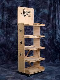 wood display display