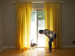 Yellow Curtain Curtains Hello Aerie Diy Yellow Idolza
