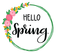 hello clipart spring pencil and in color hello clipart spring