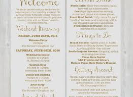 destination wedding itinerary destination wedding itinerary awesome wel e letter weekend