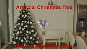 artificial trees how to decorate artificial