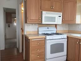 Manufactured Kitchen Cabinets Manufactured Home Renovation Factory To Southern Cali Style