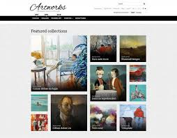 18 best art store magento themes culture magento templates