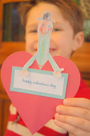 valentine crafts k t blue designs