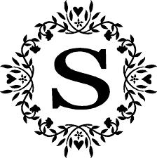 monogramed letters monogram lettering cudtom lettering custom monogram letters