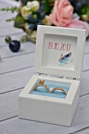 jewelry box favors buy wedding jewelry box for rings venice on livemaster online shop