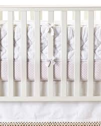 quilted crib bumper crib bumpers serena and
