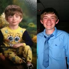thunder bay ontario canada found spongebob pajama kid look alike