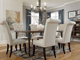 tufted dining room chairs home design ideas and pictures