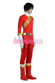 Power Ranger Halloween Costume Power Rangers Wild Force Red Wild Force Ranger Cosplay Costume
