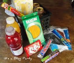 Teacher Gift Basket Make A Welcome Back To Gift Basket For Your Teacher