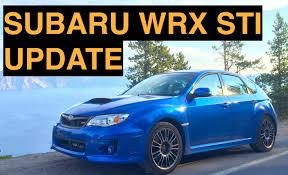 old subaru hatchback 2014 subaru wrx sti review update 5 000 miles youtube