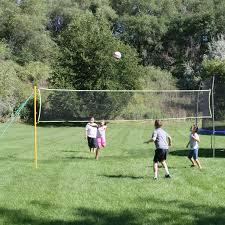 backyard volleyball net reviews home outdoor decoration