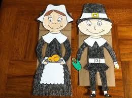 thanksgiving pilgrim puppets pilgrims puppets and pilgrim