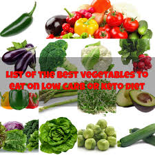 of the best vegetables to eat on low carb or keto diet