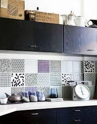 credence cuisine carreau ciment carreaux de ciment 17 idées déco originales une hirondelle