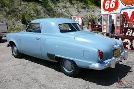 studebaker business coupe 15 000 original miles