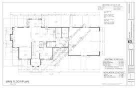 blueprint of house plan