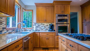popular kitchen cabinet stains stain vs paint which cabinet finish is right for me