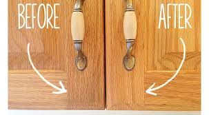how to remove grease from kitchen cabinets clean kitchen cabinets grease faced