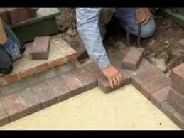 Building A Patio by How To Build A Brick Patio This Old House Youtube