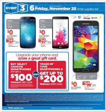 thanksgiving at walmart walmart black friday ad deals kick off at 6 p m on thanksgiving