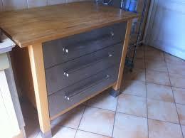 meuble de cuisine bois massif meuble de cuisine bois massif idées de décoration intérieure