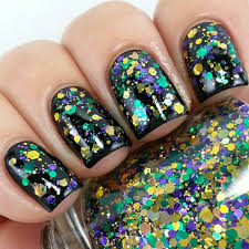 mardi gras nail tuesday manicure 31 fantastic mardi gras nail ideas