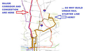 Austin Downtown Map by Austin Texas City U0027s Urban Rail Plan Needs Major Overhaul Light