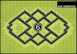 coc map layout th6 youtube kids clash of clans town hall 6 coc th6 base design