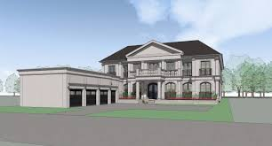 house plans with exterior columns imanada designs free home design