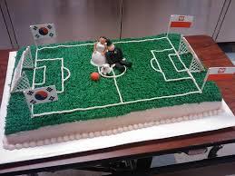 soccer cake ideas the top 10 soccer wedding cakes groomsadvice