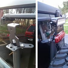 jeep wrangler backup lights maximus 3 backup led light install review offroaders com