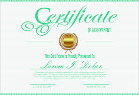 template certificate ai free vector download 53 294 free vector