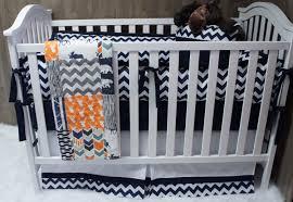 Nursery Bedding Set by Baby Boy Nursery Bedding Set Baby Woodland Deer Moose