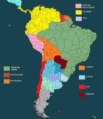 Columbia South America Map Miranda U0027s Dream Por Una Latino América Fuerte A Gran Colombia