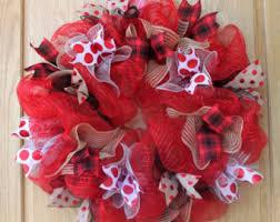 valentines day wreaths wreath etsy