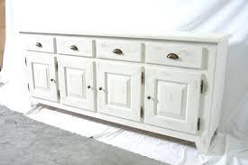cuisine blanc cérusé meuble ceruse ceruser un meuble en blanc 1 davaus cuisine en chene