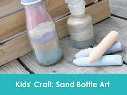 easy kids u0027 craft idea how to make sand bottle art jolly mom