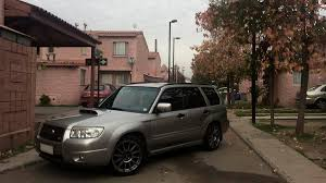 modded subaru forester from chile sg9 2006 forester xt with sti mods subaru forester