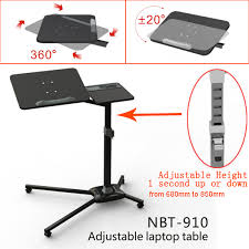 nbt 910 multifunctional adjustable laptop table for couch and bed