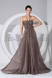 maternity evening dresses halter brown maternity evening dresses formal gowns plus size wd1