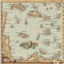 World Map Aruba guide sea dogs to each his own worldmap improvisation