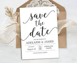 save the date template template for save the date best 25 save the date templates ideas