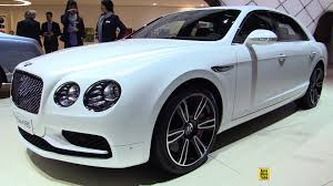 bentley interior 2017 2017 bentley flying spur v8s exterior and interior walkaround