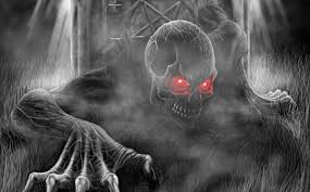 terrifying monsters animated wallpaper desktopanimated com