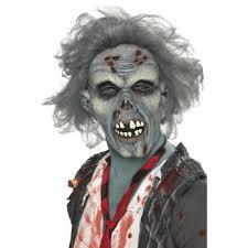 Halloween Costumes Zombies 20 Scariest Halloween Masks Looklikeazombie