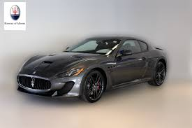 maserati supercar 2016 pre owned inventory maserati of alberta