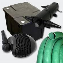 le uv pour etang kit de filtration complet avec uv pour bassin de jardin 8 à 10